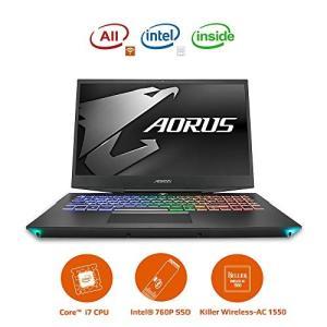 GIGABYTE AORUS 15世界初AIを搭載するゲーミングノートパソコン・All Intel ...