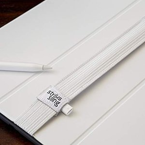 Stylus Sling Apple Pencil ホルダー12.9インチiPad Pro、USBア...
