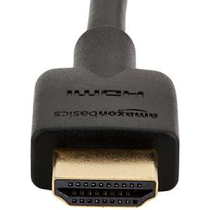 Amazonベーシック ハイスピード HDMIケーブル - 1.8m (タイプAオス - タイプAオ...