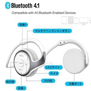 Linkwitz 2018 新版 Bluetooth イヤホン 4.1 CSR8635チップ搭載 防汗仕様 スポーツ ハンズフリー通話可能 Mara|simpleplan