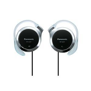パナソニック オープン型オンイヤーヘッドホン 耳掛け式 ブラック RP-HZ47-K & オ...