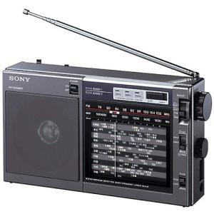 SONY FM/AM/ラジオNIKKEIポータブルラジオ ICF-EX5MK2|simpleplan