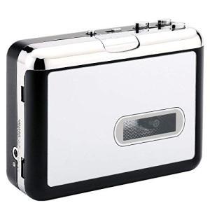 PowerLeadテーププレーヤー MP3へのテープレ トロウォークマン ポータブルオーディオテーププレーヤーとヘッドフォン PC不要|simpleplan