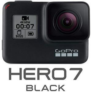 【国内正規品】GoPro HERO7 Black CHDHX-701-FW ゴープロ ヒーロー7 ブラック ウェアラブル アクション カメラ 【Go|simpleplan