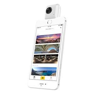 Insta360 Nano 360度カメラ 3K動画 iPhone6/7シリーズ専用 シルバー CM...