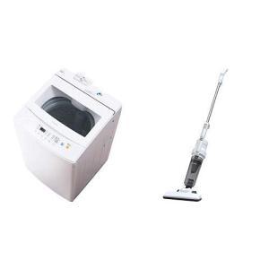【セット販売】アイリスオーヤマ 全自動洗濯機 7.0kg IAW-T702 & 極細 軽量 ...