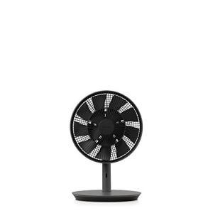 バルミューダ 省エネ 静音 リビング扇風機 The GreenFan(グリーンファン) | EGF-1600-DK(ダークグレー×ブラック)|simpleplan