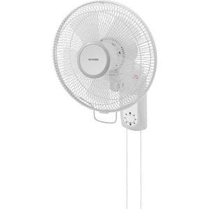 アイリスオーヤマ 扇風機 壁掛け 首振り 風量3段階 メカ式 2019年モデル WFM-306|simpleplan