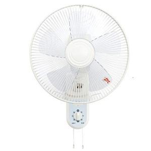 ゼピール(ZEPEAL) メカ式壁掛け扇風機 ヒモ式スイッチ ホワイト DKL-A3119|simpleplan