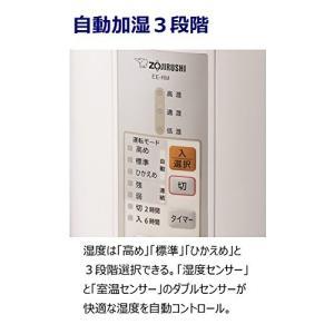 象印 加湿器 スチーム式 (木造~8畳/プレハブ洋室~13畳) ホワイト EE-RM50-WA|simpleplan