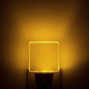 ナイトライト ― 2個セット 明暗センサー ベッドサイドランプ 常夜灯 ledライト 足元灯 室内照明 玄関 階段 廊下 授乳ライト 寝室用 子供|simpleplan