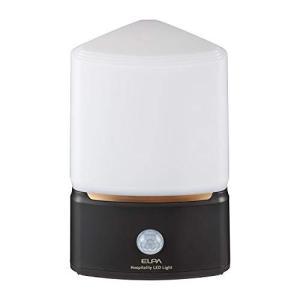 ELPA エルパ もてなしライト 人感センサー 電球色/白色切替可能 うれしいコンパクトサイズ 場所を選ばない乾電池式 HLH-2202|simpleplan