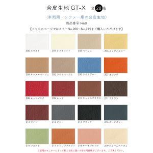 合皮生地 GT-X[カラーNo,200〜219...の詳細画像1