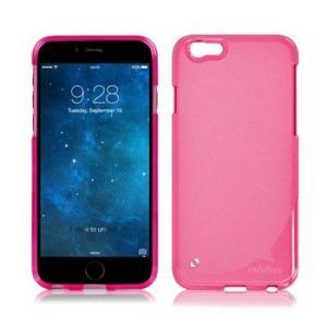 iPhone ケース iPhone6 PLUS ケース クリア ソフト ahha アハ MOYA グミケース 5.5inc メール便OK|sincere-inc
