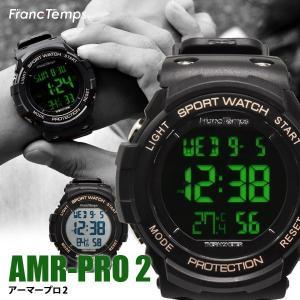 腕時計 メンズ FrancTemps フランテンプス AMR-PRO2