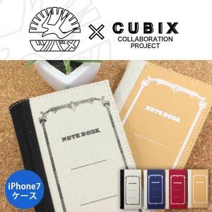 ツバメノート iPhone7 iPhone8 手帳型ケース ブック型 カバー メール便OK|sincere-inc