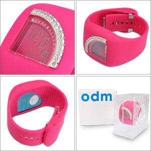 ODM o.d.m DD128 QuadtimeC クアッドタイム ジルコニア メンズレディース腕時計 送料無料 MZ99|sincere-inc|03