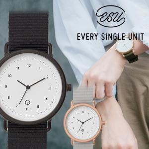 腕時計 chiandchi チーアンドチー ESU Every Single Unit カスタム メンズ レディース ナチュラル 北欧 シンプル プレゼント 贈り物 sincere-inc