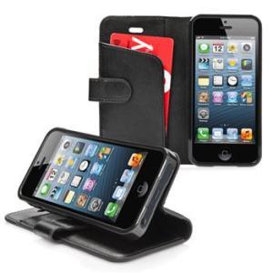 CAPDASE キャプダーゼ iPhone5 iPhone5S レザーケース スタンド付 縦型 横型 メール便OK|sincere-inc