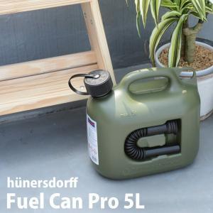 タンク キャニスター ウォータータンク Fuel Can Pro 5L 5リットル  HUNERSD...
