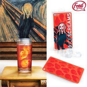 おもしろ 雑貨 Fred フレッド ICE SCREAMS Ice Tray/アイストレー スクリーム|sincere-inc