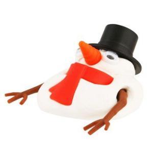 おもしろ 雑貨 雪だるま 溶ける プレゼント Melting Snow Man メルティングスノーマン|sincere-inc