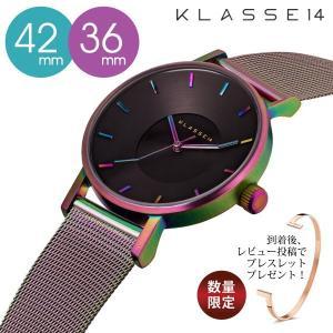 KLASSE14 クラス14 正規品 腕時計 レディース メンズ rainbowmesh|sincere-inc