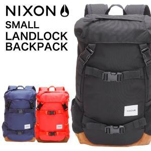 NIXON ニクソン リュック 正規品 SMALL LANDLOCK BACKPACK スモールランドロック バックパック