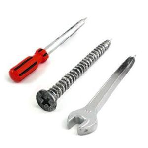 本物の工具に見えますが、実はこれボールペンなんです。 使い込んだ鉄の感じなどリアルなディテールでイン...