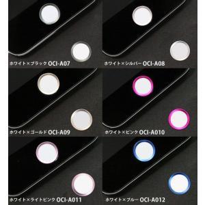 ホームボタン シール iPhone5S iPhone6 iPhone6Plus 指紋認証対応ホームボタン メール便OK sincere-inc 03