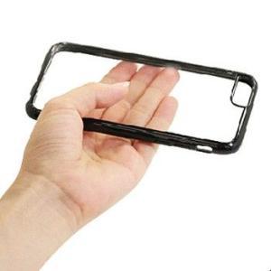 iPhone ケース iPhone6 ケース TPUフレーム iphone アイフォン カバー ケース スマホケース 4.7inc メール便OK|sincere-inc