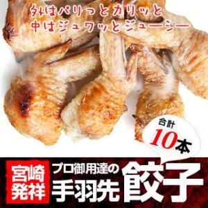 手羽餃子 10本入|singaki-meat
