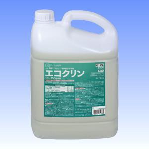 『エコクリン』 (5L)ユーホー 多目的中性洗剤 【新・快適屋】|sinkaitekiya