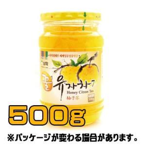 『オトギ(オットギ)』蜂蜜柚子茶(ゆず茶) 500g <韓国伝統茶・韓国健康茶>