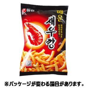『農心(ノンシム)』辛いセウカン <韓国お菓子・韓国スナック> sinnara