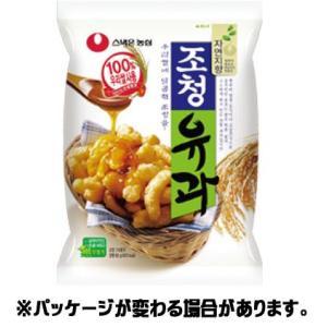 『農心(ノンシム)』ジョチョン油果 <韓国お菓子・韓国スナック> sinnara