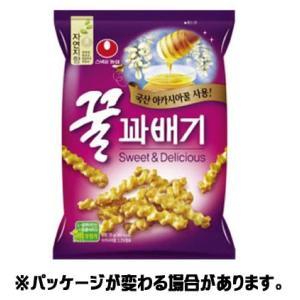 『農心(ノンシム)』クルカベギ <韓国お菓子・韓国スナック> sinnara