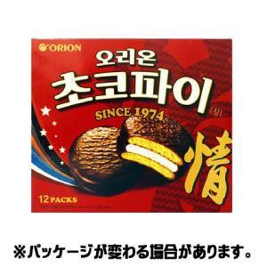 『オリオン』チョコパイ(12個入) <韓国お菓子・韓国スナック> sinnara