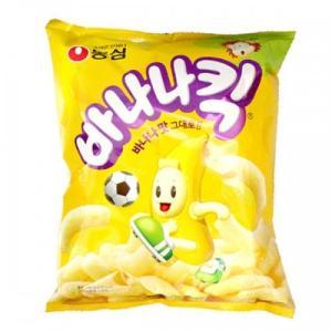 『ノンシン』バナナキック<韓国お菓子・韓国スナック> sinnara