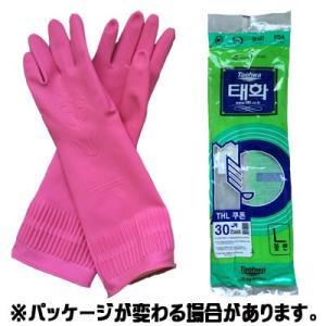 ゴム手袋(Lサイズ) <韓国食器・韓国雑貨>|sinnara