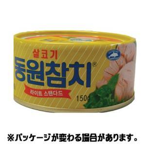 『東遠(ドンウォン)』ツナ缶詰 150g <韓国食品・韓国食材>|sinnara