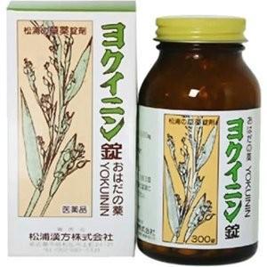 ヨクイニン錠 製品の特徴:ヨクイニンはハトムギの名で広く知られている植物の種皮を除いた種子で、代表的...