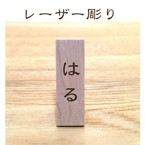 高さ6センチ 巾2センチの名前プレートです。  漢字、ひらがな、3〜4文字ほど入ります。  こいのぼ...