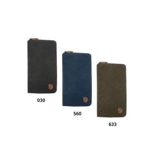 【メール便選択で送料無料】FJALLRAVEN/フェールラーベン Travel Wallet(トラベルウォレット)/24219|sinsetsusou