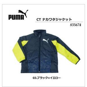 【2015-16 Fall&Winter】PUMA/プーマ CT ナカワタジャケット/835674|sinsetsusou