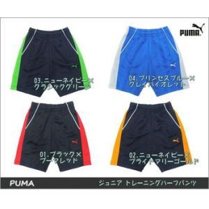 【送料無料】PUMA/プーマ ジュニア トレーニングハーフパンツ/901459|sinsetsusou