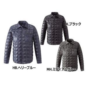 【送料無料】HELLY HANSEN/ヘリーハンセン ルフススタッフドシャツ/HOE11576【メンズ】【ダウン入りシャツ】【アウター】【インナーダウン】|sinsetsusou