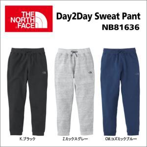 THE NORTH FACE/ノースフェイス Day2Day Sweat Pant(デイトゥーデイスウェットパンツ)/NB81636|sinsetsusou