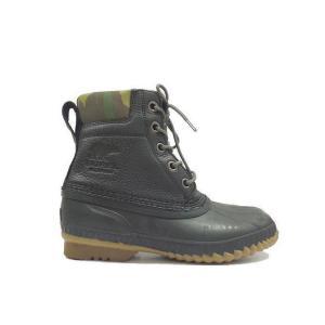 ソレル NM2339 シャイアン2プレミアム カモ[メンズ] 防寒ブーツ 登山 ウインタースポーツ