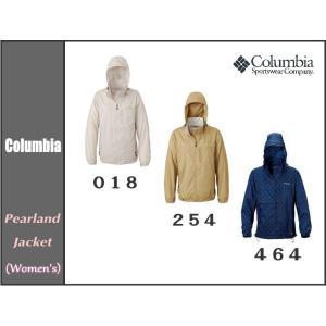 【SALE】【送料無料】Columbia/コロンビア Women's Pearland Jacket(ウィメンズピアランドジャケット)/PL3026【ウィメンズ】【パッカブル仕様】【レイン】|sinsetsusou